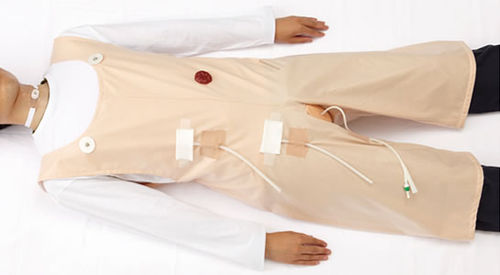 Nursing care simulation suit M177 Sakamoto Model Corporation