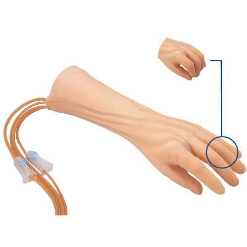 injection simulator / hand
