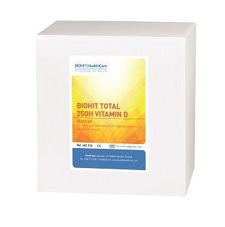 vitamin D test kit / serum / ELISA