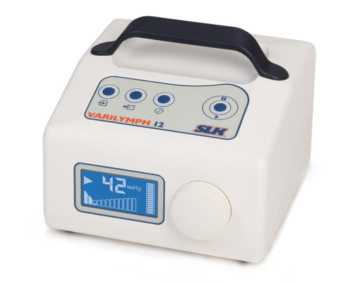 leg pressure therapy unit / arm pressure therapy unit / transportable / 12 independent cells