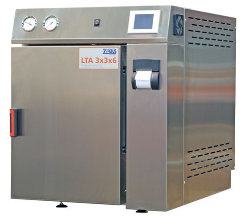 medical autoclave / bench-top / front-loading / automatic