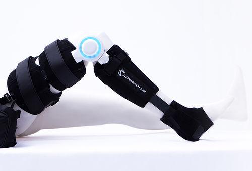 single joint rehabilitation exoskeleton / gait