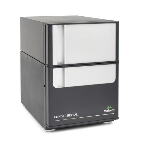 GPC/SEC chromatography detector / refractive index / photodiode array / viscometer