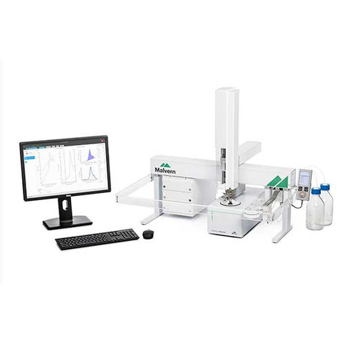 differential scanning microcalorimeter / for biomolecular stability analysis / automated