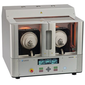 laboratory sample preparation system / for XRF spectrometry / automatic / by fusion