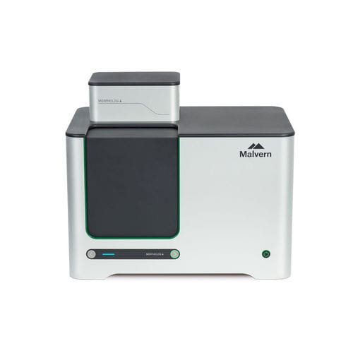 static image analysis particle size analyzer / for the pharmaceutical industry