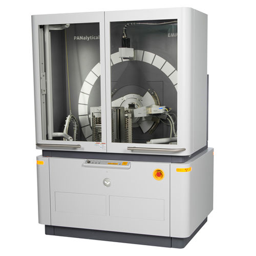 X-ray diffractometer / for the pharmaceutical industry
