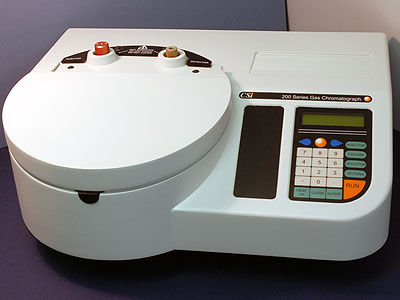 GC chromatography system - Ellutia