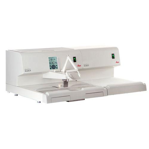 Laboratory sample preparation system / tissue / embedding / modular HistoCore Arcadia  Leica Biosystems