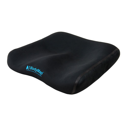 hip positioning cushion / seat / for wheelchairs / vacuum