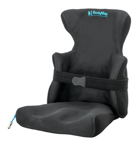 head positioning cushion / back positioning / seat / for wheelchairs