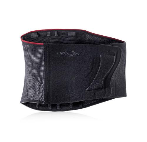 lumbar support belt / adult / semi-rigid