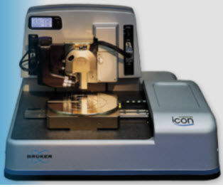materials research microscope / Raman / AFM / bench-top