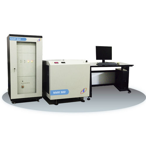 NMR spectrometer / for the pharmaceutical industry / for teaching / compact NMR-900  Angstrom Advanced Inc.
