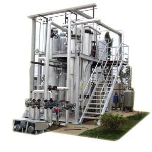 Hydrogen gas plant / methanol Angstrom Advanced Inc.