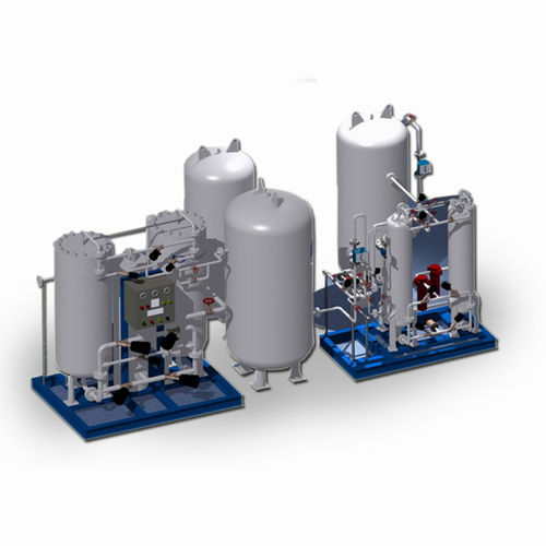 Nitrogen gas plant / oxygen / PSA Angstrom Advanced Inc.