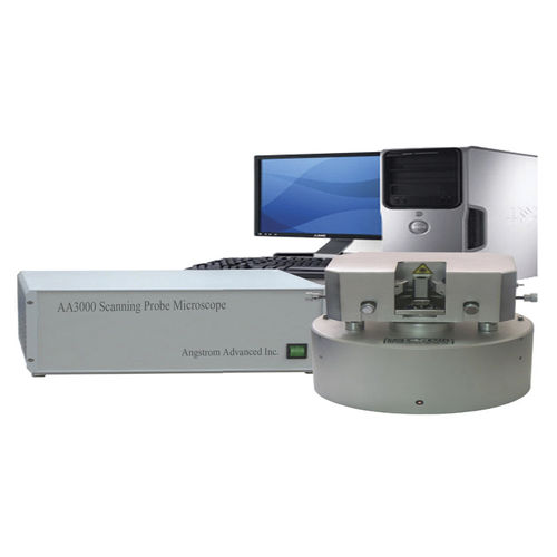 Laboratory microscope / scanning probe / bench-top / 3D AA3000  Angstrom Advanced Inc.