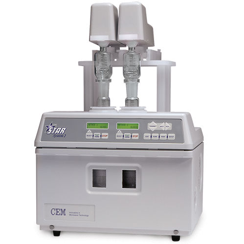 laboratory digester / microwave