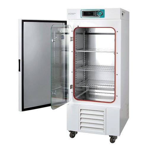 forced air laboratory incubator / mobile / cooling
