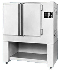 laboratory drying oven / hot air / floor-standing