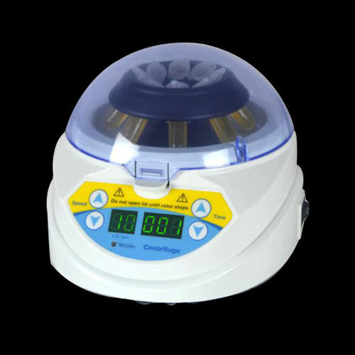 laboratory mini centrifuge / multipurpose / compact