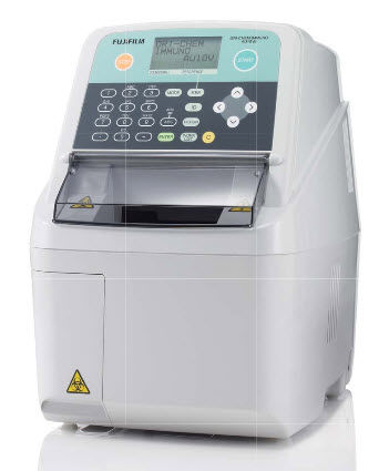 Automatic immunoassay analyzer / veterinary DRI-AU10V FUJIFILM Europe
