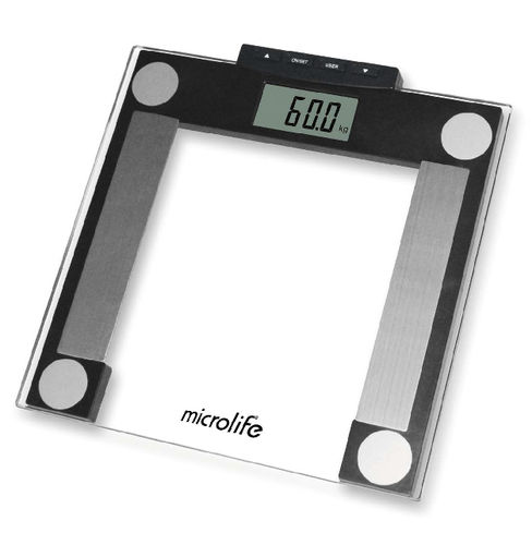 body composition analyzer (bio-impedancemetry, with BMI calculation) 180 Kg - WS 80-N Microlife