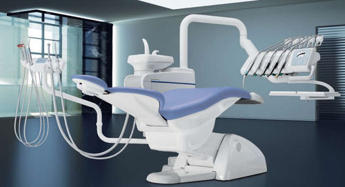 Dental treatment unit SKEMA 5 Castellini