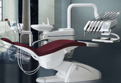 Dental treatment unit SKEMA 6 Castellini