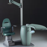 Ophthalmic workstation / with chair 10.060.00/ZERO Meccanottica Mazza