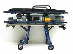 Ambulance stretcher trolley / electric / for infant incubators / 3-section TIM410A4 Kartsana Medical