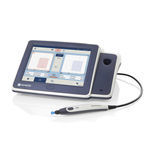 Reflex tester / diagnostic tympanometer / screening tympanometer / for pediatric audiometry touchTymp MI 24 MAICO Diagnostic