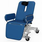ENT examination chair / ophthalmic / electric / on casters