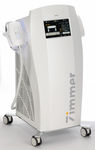cryolipolysis body contouring skin care unit / trolley-mounted