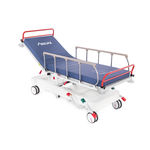 Transport stretcher trolley / emergency / hydraulic / Trendelenburg MS 1210 Mespa