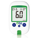 veterinary blood glucose meter