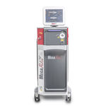 lithotripsy laser / prostate enucleation / Ho:YAG / trolley-mounted
