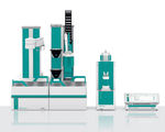 titration laboratory workstation / bench-top / modular / automated
