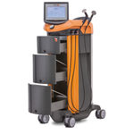 tecar therapy unit / trolley-mounted