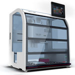automated laboratory workstation / pipetting / compact