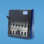 semi-automatic laboratory extractor