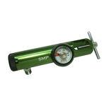 O2 pressure regulator / with flow selector