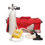 Portable oxygen therapy system / with oxygen cylinder / with oxygen mask MARS II GCE