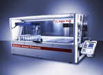 laboratory sample preparation system / for the pharmaceutical industry / automated / pipetting