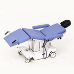 ophthalmic operating table / Trendelenburg / height-adjustable / tilting