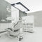 ceiling-mounted lighting / for dental clinics / LED