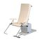 proctology examination chair / electric / height-adjustable / 2-section
