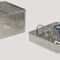 orthopedic instrument sterilization cassette / for instruments / perforated / stainless steel