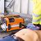 electronic ventilator / CPR / emergency / transportable