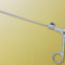 Laparoscopic forceps / grasping / suture / reusable BERCI KARL STORZ